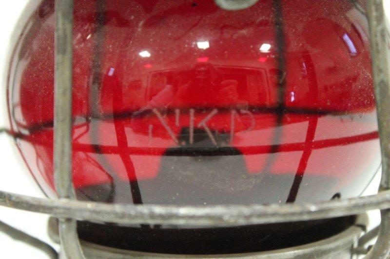 Penn Central & NKP Railroad Lanterns - 2