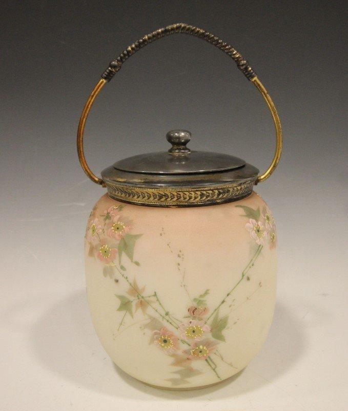 Mt. Washington Cracker Jar