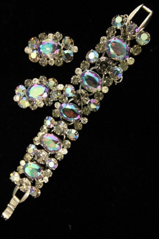 Juliana Delizzer & Elster Bracelet & Earrings Set