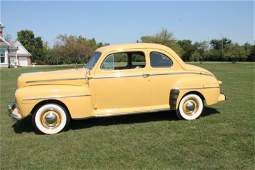 1947 Ford 2-Door Coupe V-8
