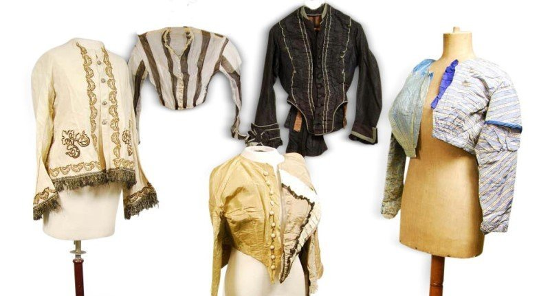 Group of Victorian Blouses & Jacket