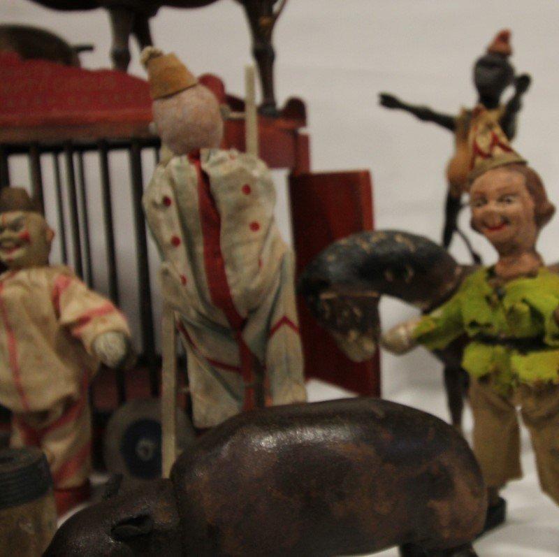 19th C Schoenhut Humpty Dumpty Circus - 2