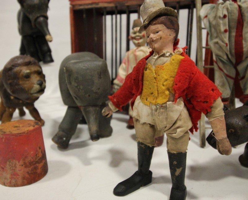 19th C Schoenhut Humpty Dumpty Circus - 3