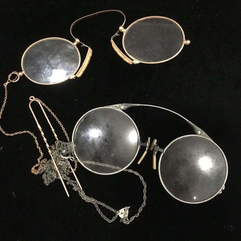 Gold-Filled Spectacles