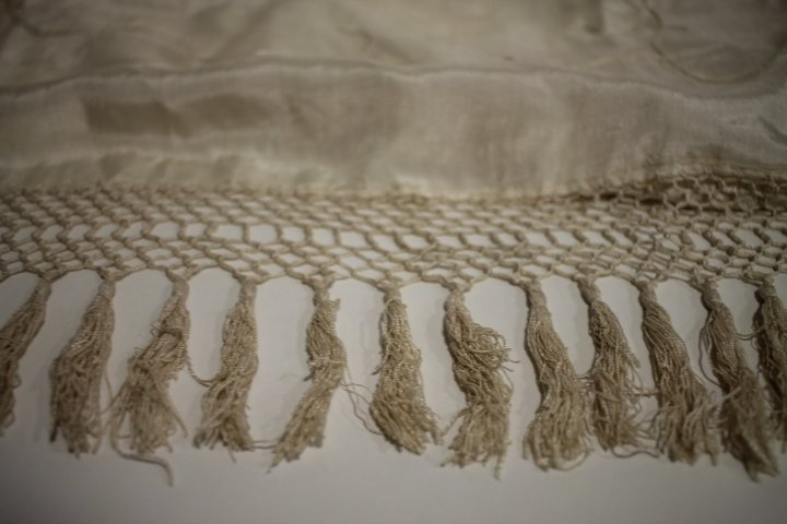 Victorian Textiles - Silk & Lace - 4