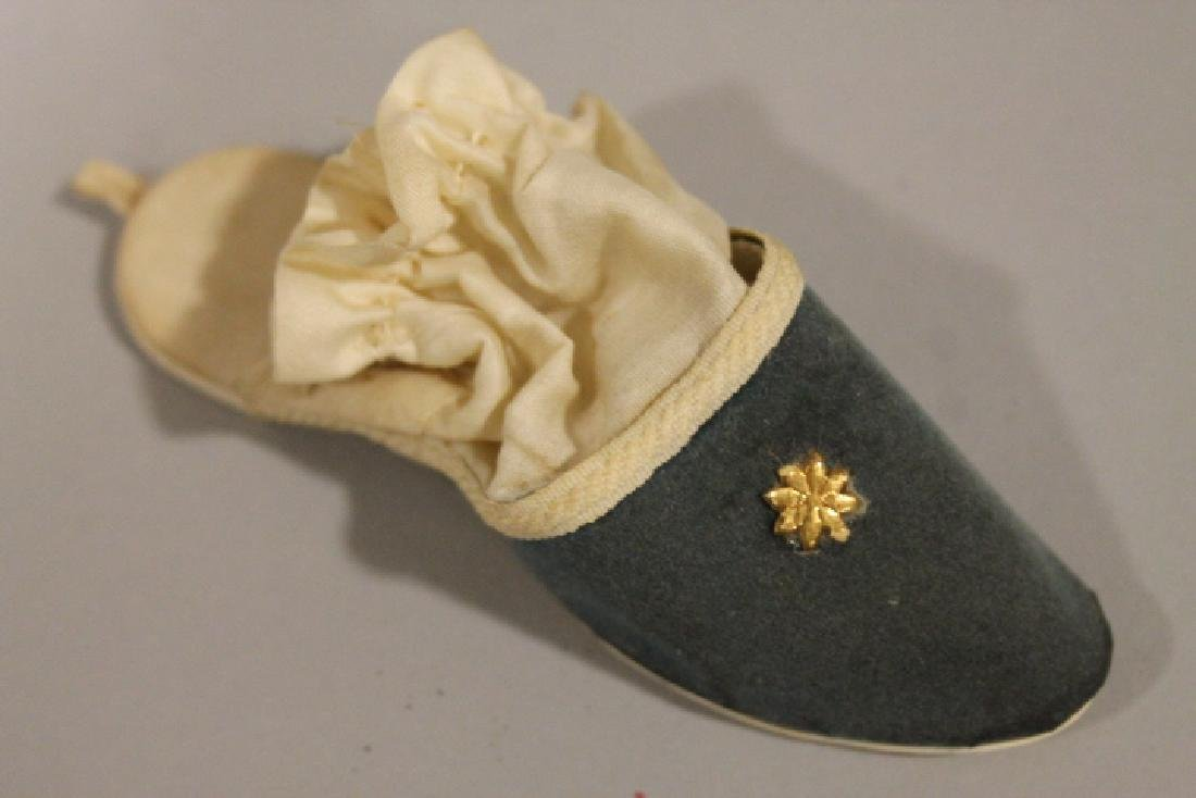 Christmas Ornament -Slipper / Shoe Candy Container