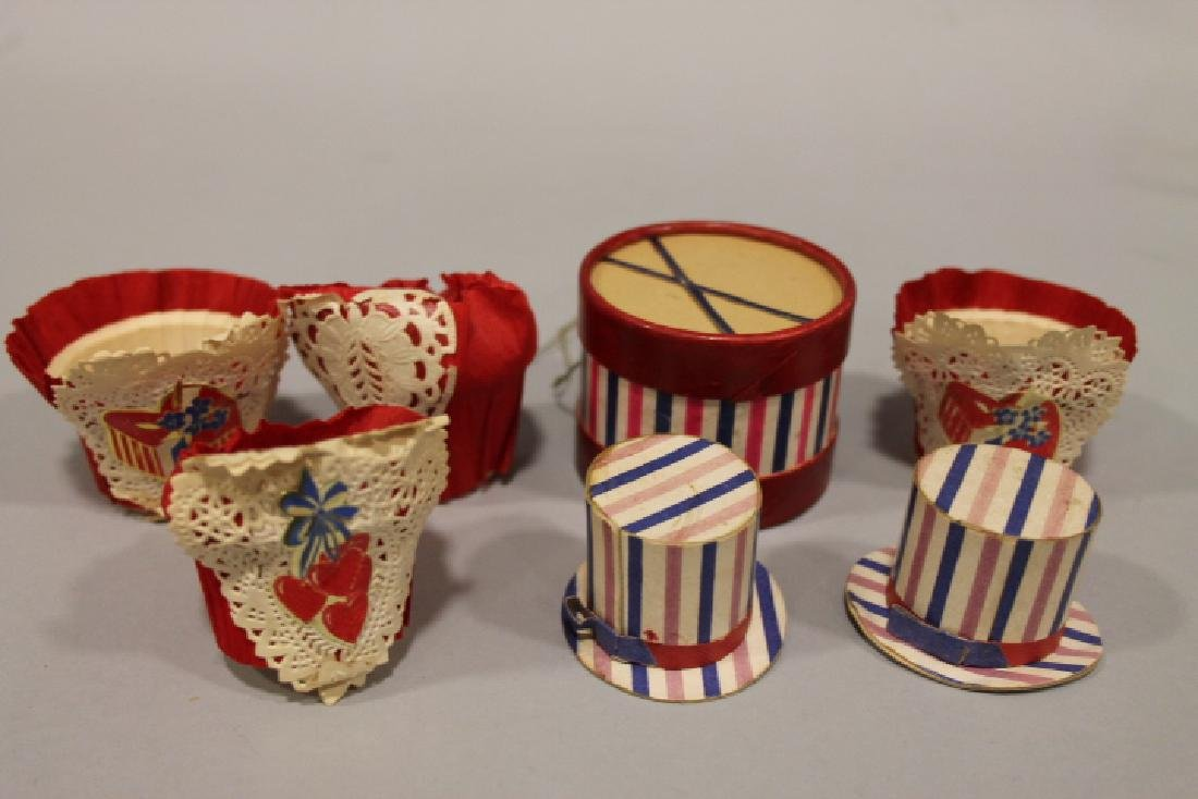 Group Candy Containers 4th July Holiday