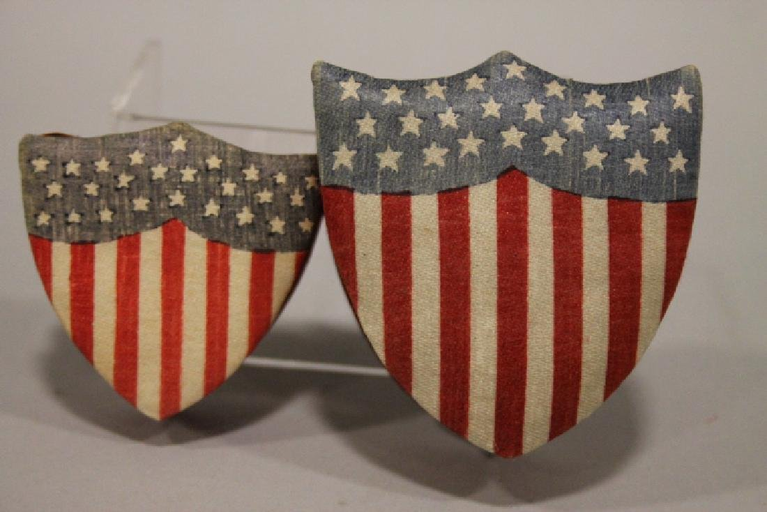 Holiday 4th July Candy Containers - Federal Shield