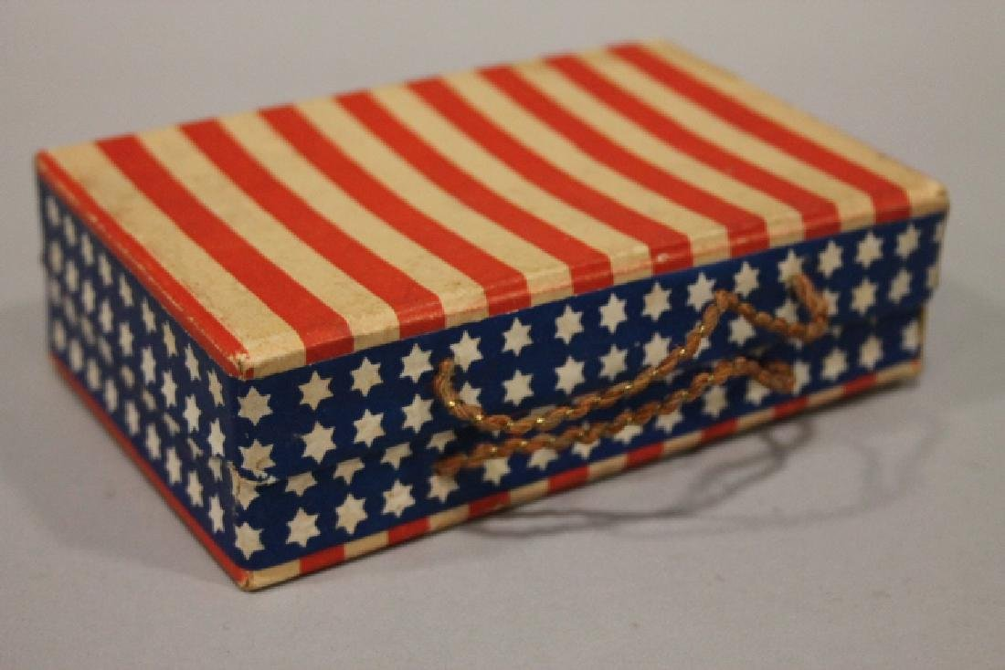 Holiday 4th July Candy Container - Suitcase