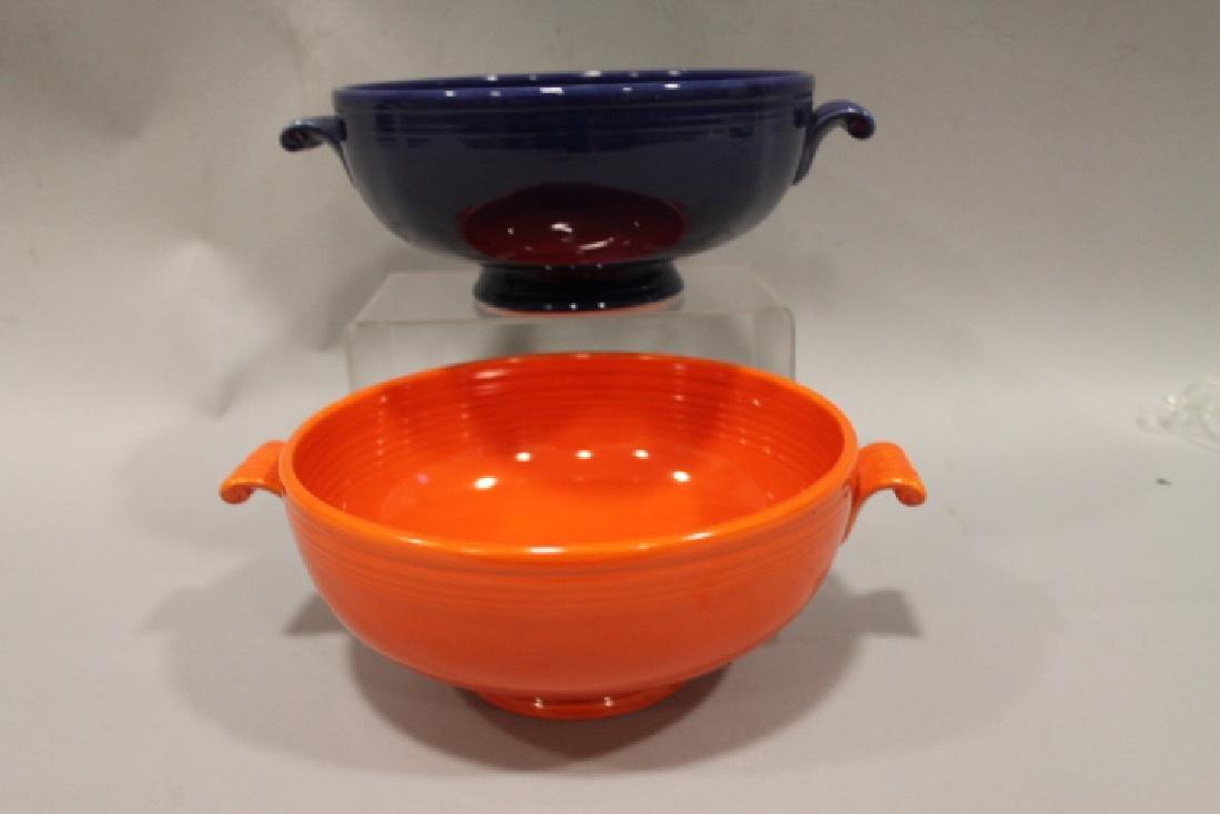 Fiesta Handled Service Bowls