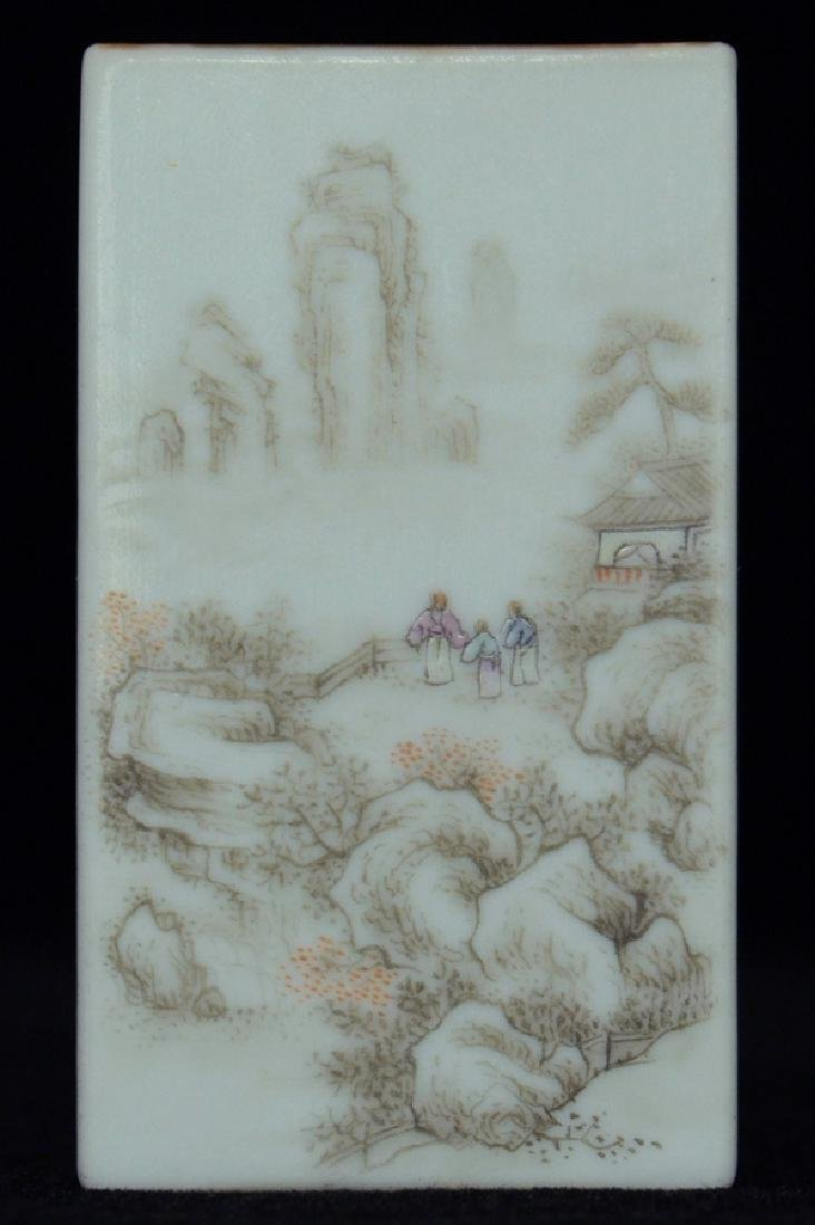 $1 Chinese Brush Pot Qianlong Mark and Period - 5