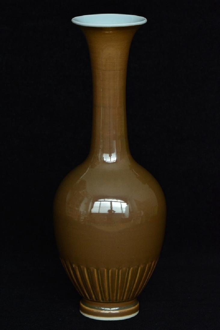 $1 Chinese Porcelain Vase Kangxi Mark - 3