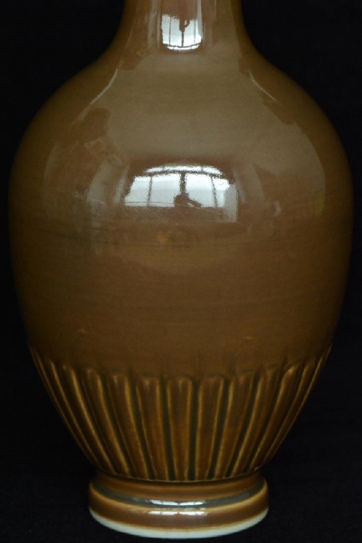 $1 Chinese Porcelain Vase Kangxi Mark - 5
