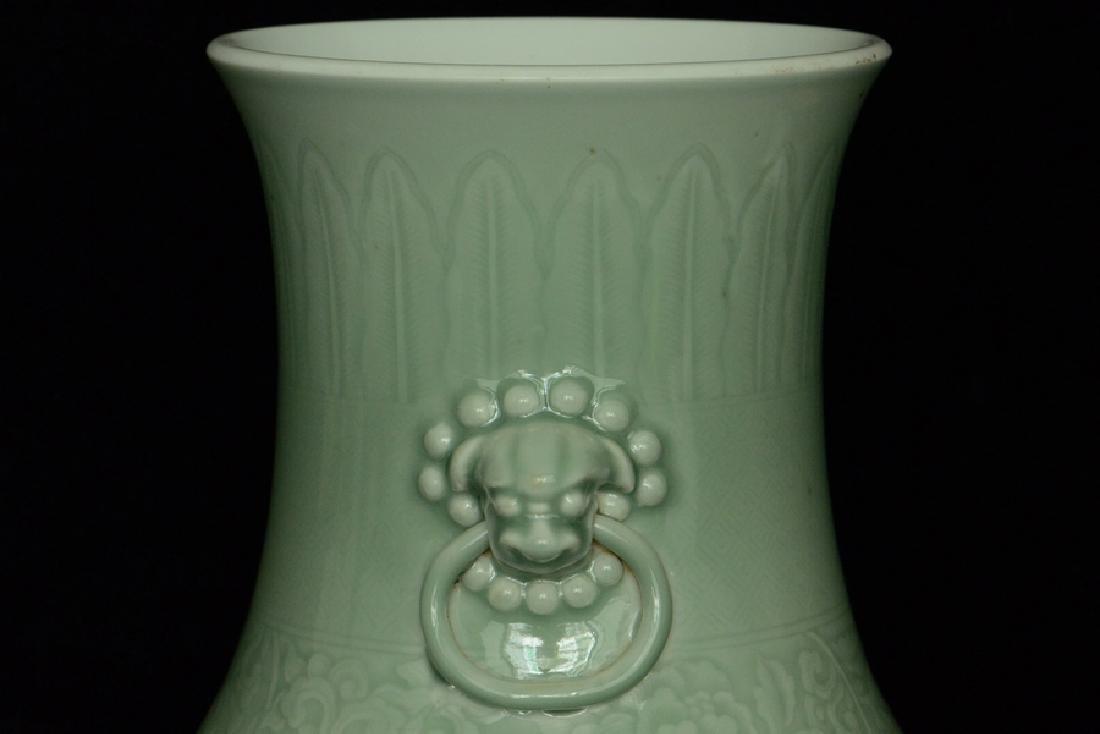 $1 Chinese Porcelain Vase Chenghua Mark Kangxi - 5