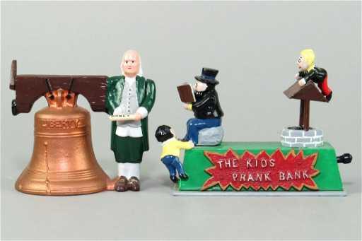 Reynolds Toys Mechanical Banks