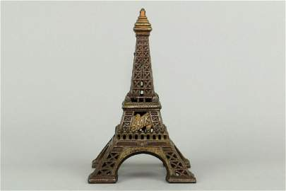 """CI """"Eiffel Tower Bank"""""""