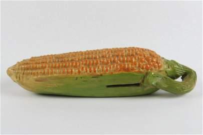 Ceramic Ear of Corn Bank