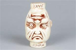 "Ceramic ""Jonah and Jake Bank"""