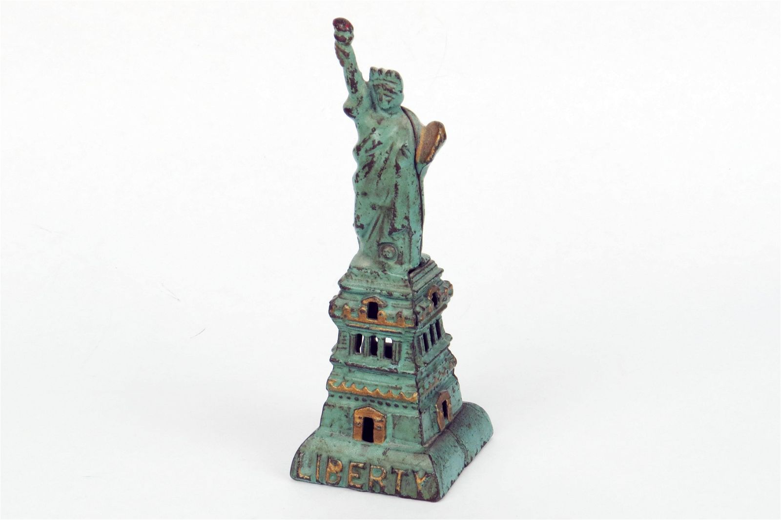 CI Statue of Liberty Bank, Med.
