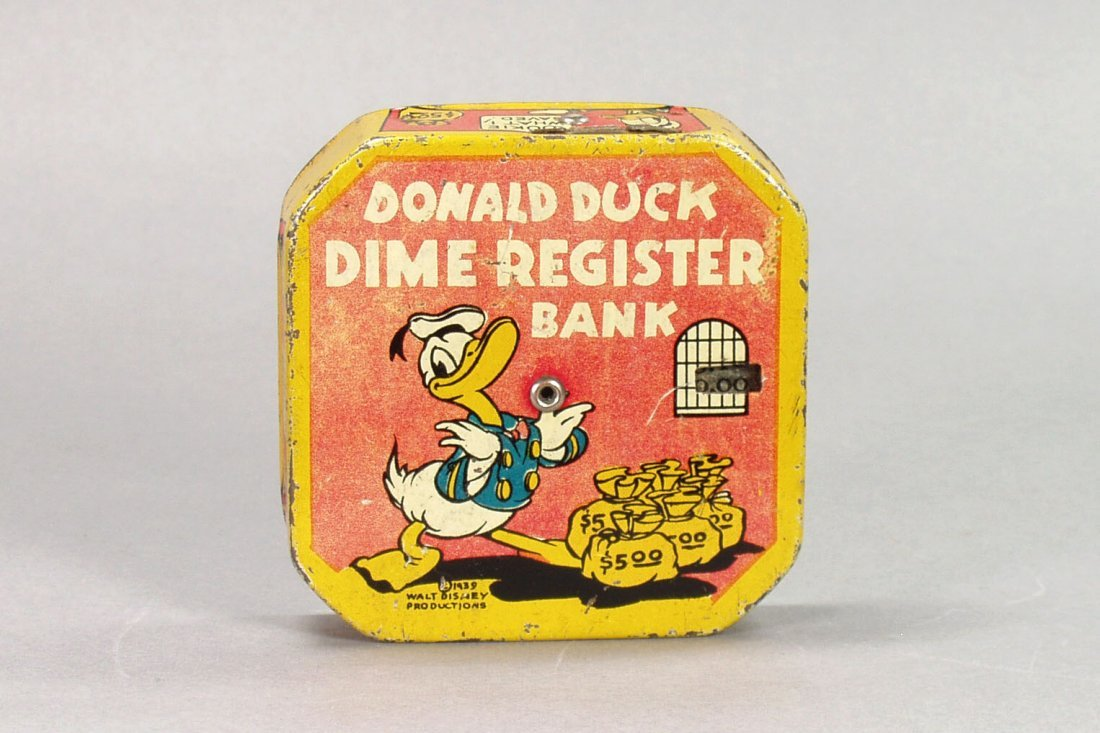 5: Donald Duck DR - T