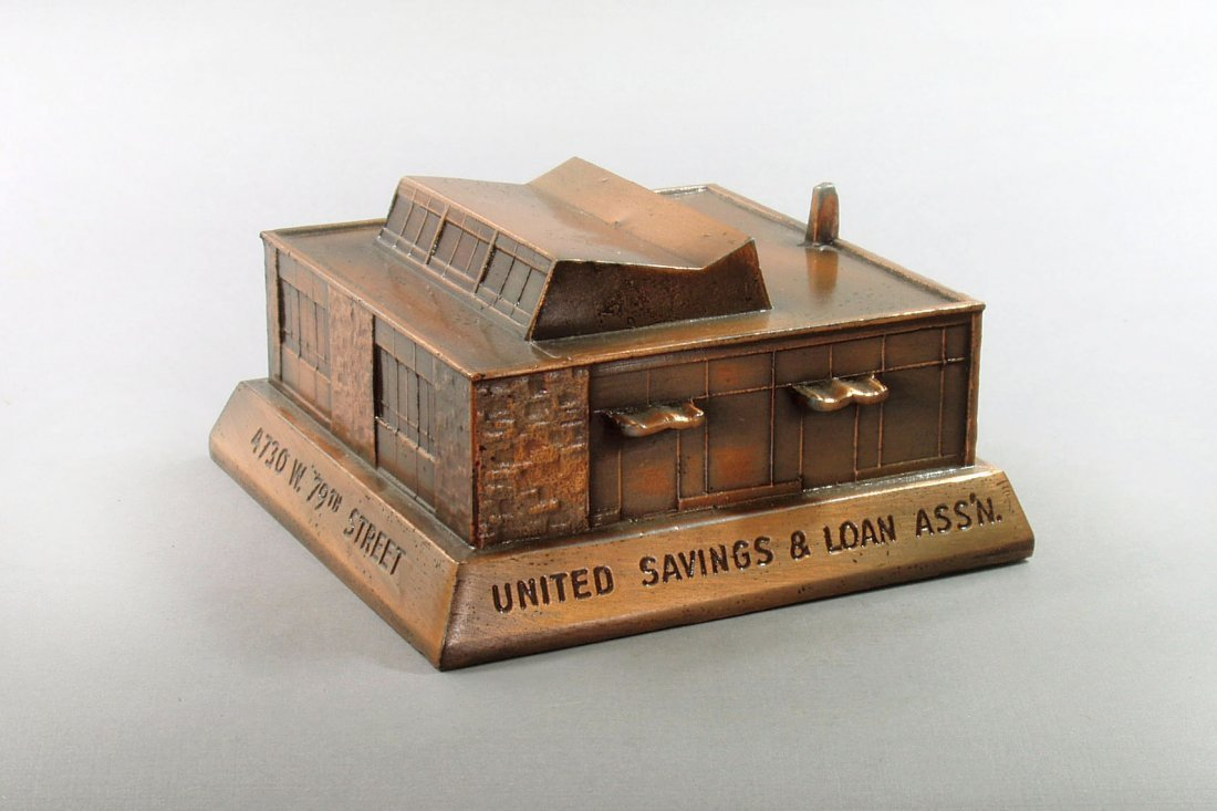 "24: ""United Savings & Loan Ass'n"" w/key - PM"