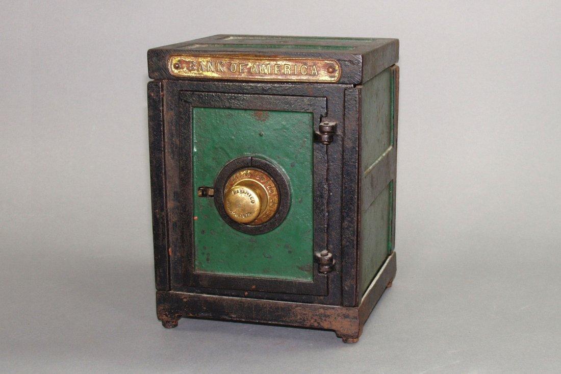 "511: ""Bank of America"" ""Patented July 28, 1874"" - CI"