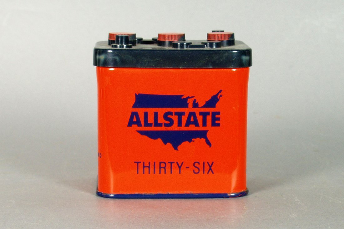 """Allstate Battery"" Bank"