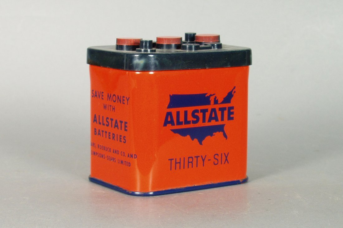 """Allstate Battery"" Bank - 2"