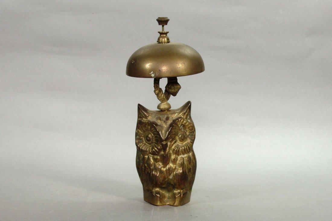 Owl Hotel Bell