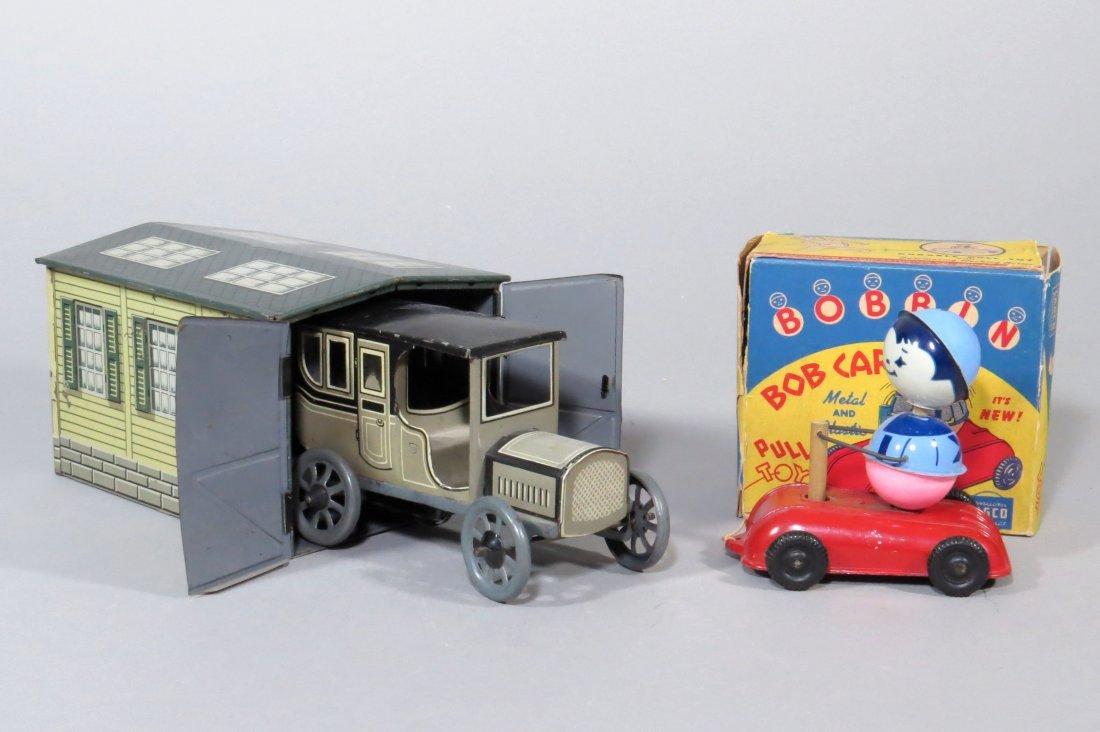 Lot of 2 Tin Toys - 2