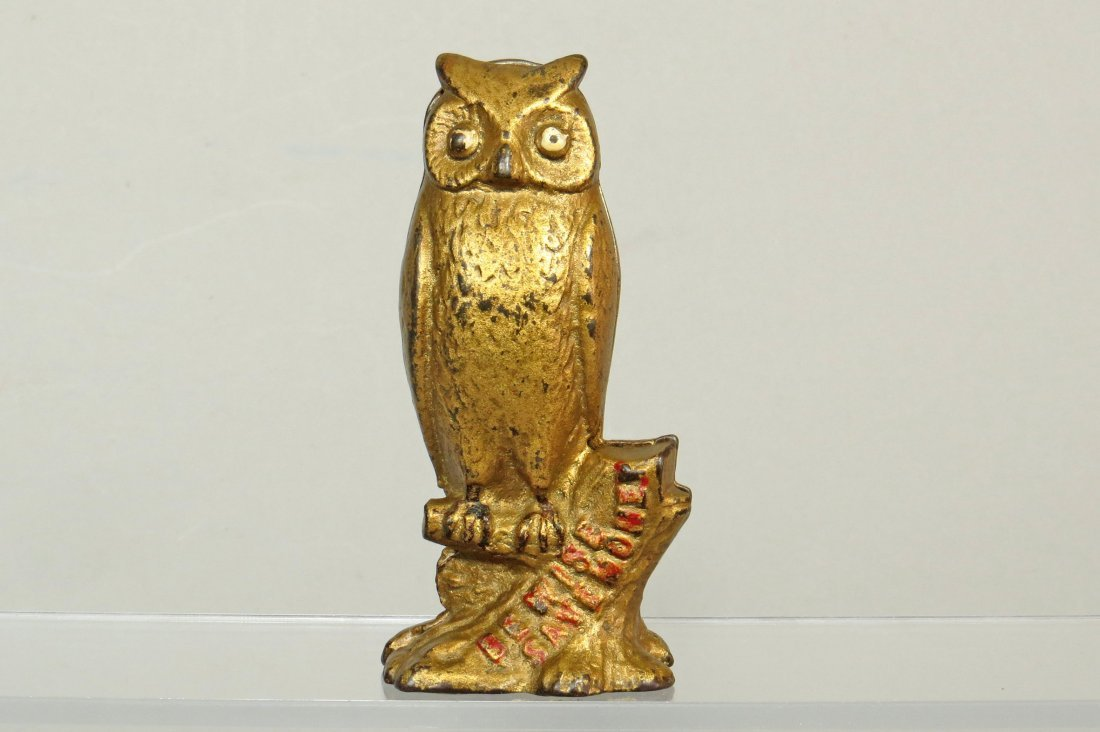 """CI """"Be Wise Owl"""" Bank"""