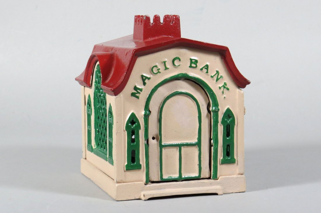 "CI ""Magic Bank"" Mech. Bank"