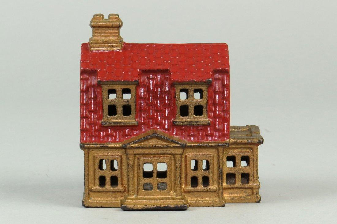 CI House w/Porch Bank, lg.