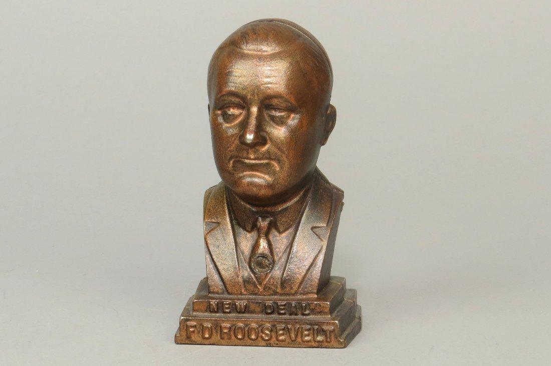 """New Deal Roosevelt"" on Base, CI"