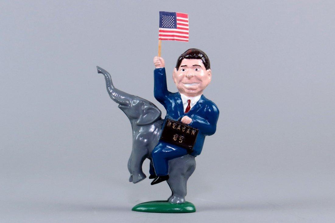 Alluminum Reagan Bank