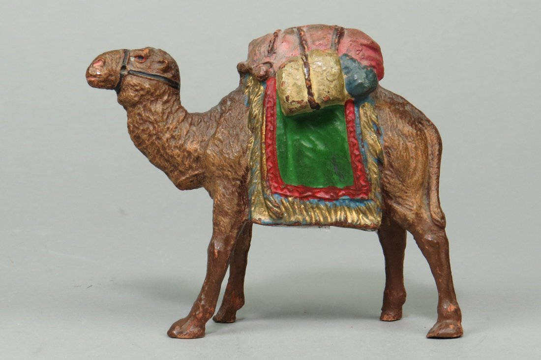 Hauser Camel w/Pack Bank