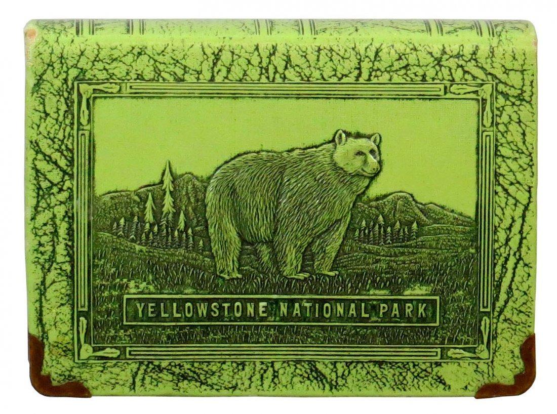 """Yellowstone National Park"" Book Bank"