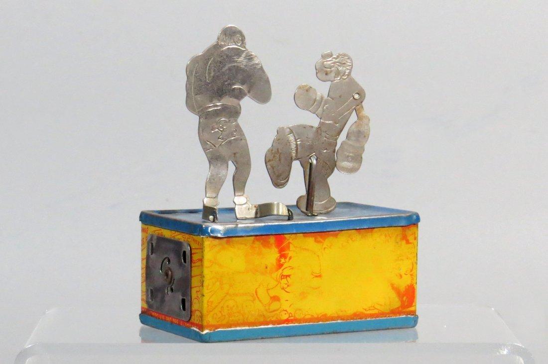 """Tin """"Popeye Knockout Bank"""" - 2"""
