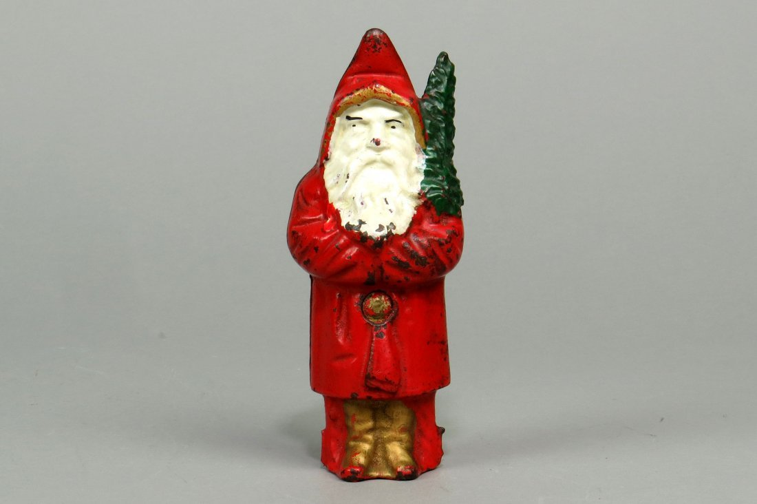 CI Santa w/Tree Bank
