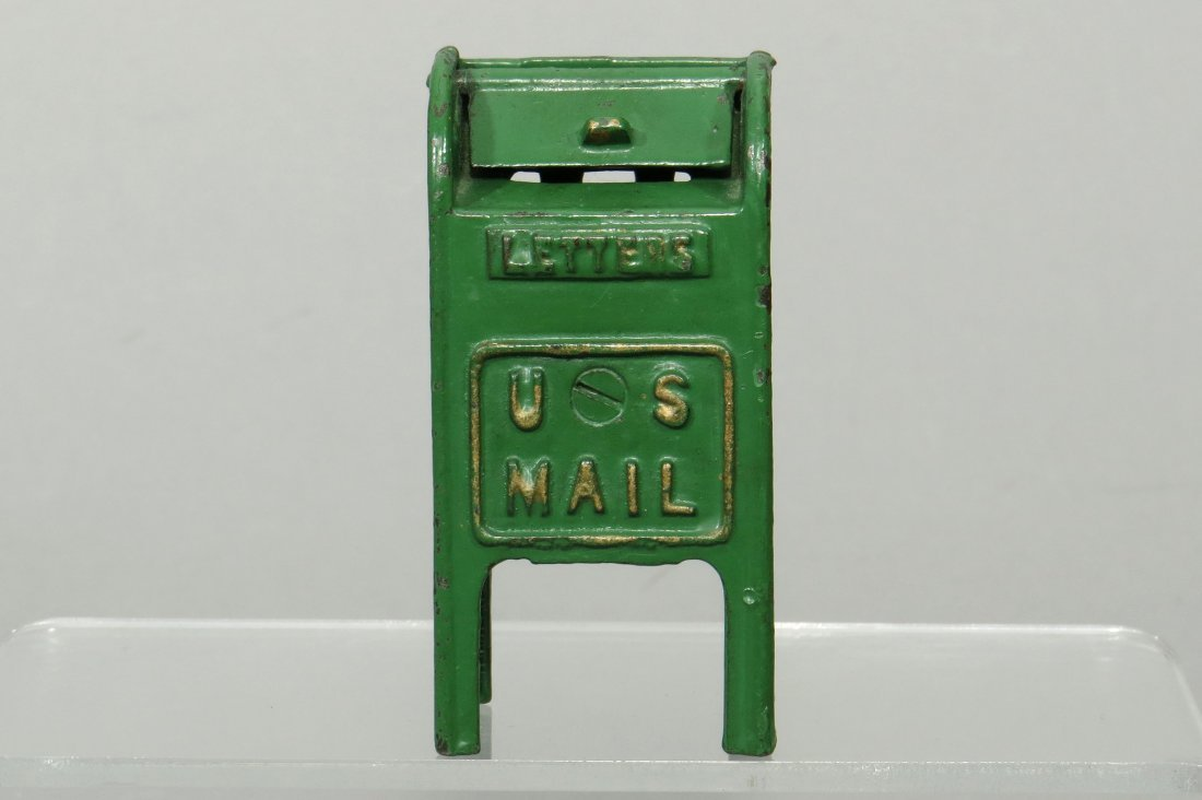 "CI ""US Mail"" Bank on Legs, small"