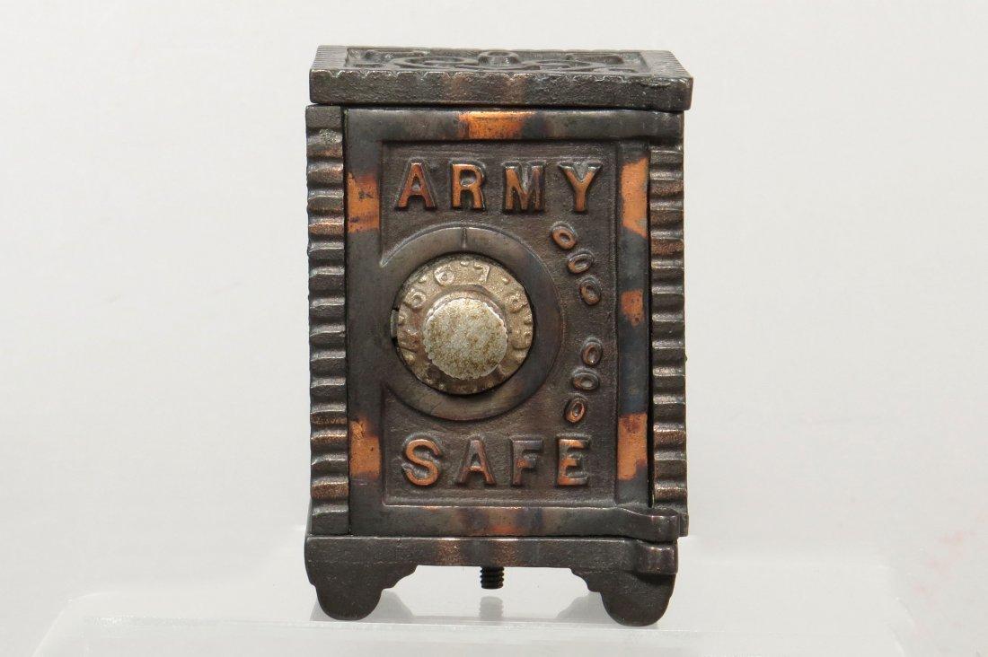 "CI ""Army Safe"" Bank"