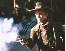Leonardo DiCaprio signed 10x8 colour photo Good
