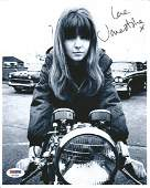 Jane Asher signed 10x8 b/w photo. Good Condition. All