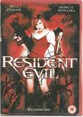 Milla Jovovich, and two more signed Resident Evil DVD,
