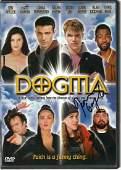 Janeane Garofalo signed Dogma DVD. Signature on front.