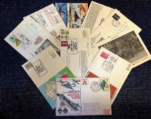 World War Two FDC collection includes 14 covers