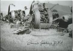 World War Two Flt Lt Dennis Gosling FDC60421989 Sqd