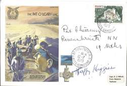 World War Two RAF FDC The Pat OLeary Line Cancelled