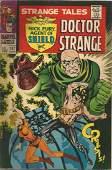 Marvel Comic Strange Tales Nick Fury Agent of Shield