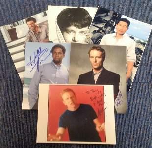 TVFilm 10x8 photo collection 6 photos Includes James
